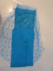 La robe d'Elsa