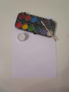 DIY: la peinture magique pour faire de jolis oeufs de Pâques par Creativemumandco