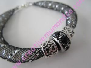 bracelet tube resille zoom
