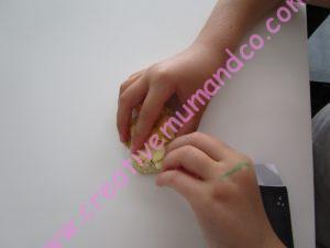 DIY: faire ses sachets de graines maison récolte des graines de courgette