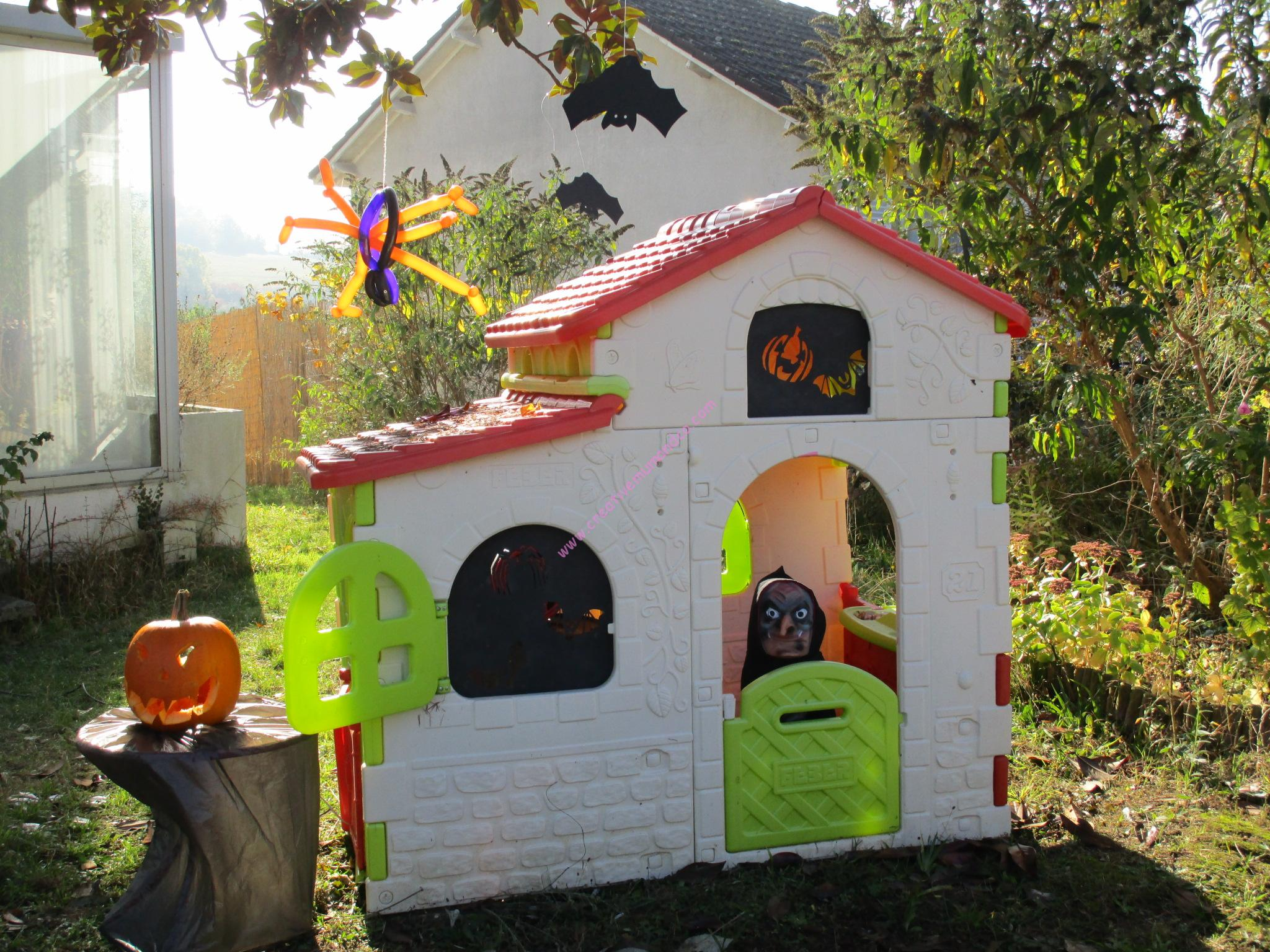 Decoration Sorciere Halloween