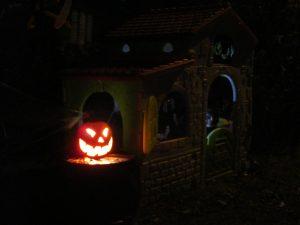 Halloween 2016 de nuit!