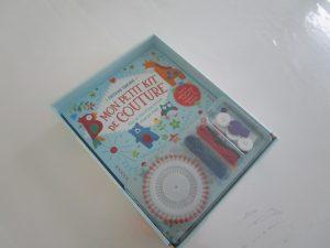 kit de couture enfant