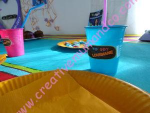 anniversaire yo soy franky deco table zoom