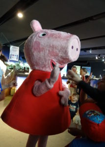 Peppa Pig Aquarium de Paris