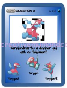 Pdf Une Chasse Au Tresor Gratuite Pour Animer Un Anniversaire Pokemon