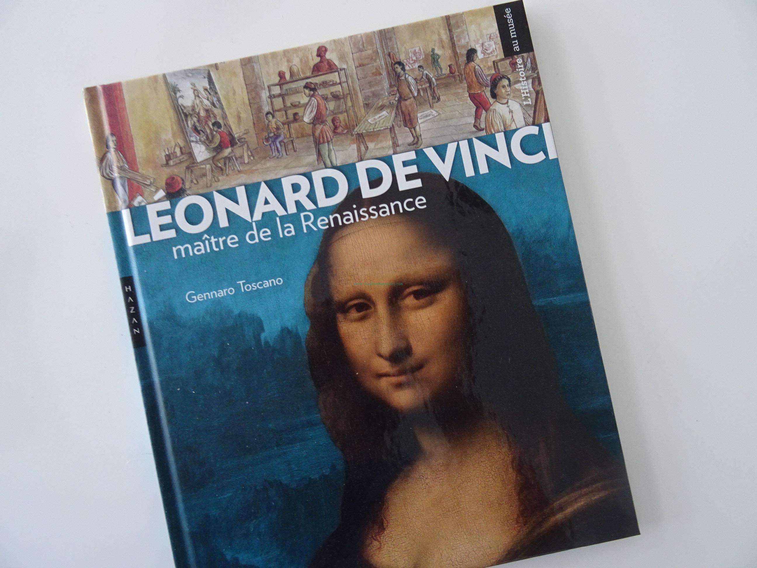 Leonard De Vinci Maitre De La Renaissance