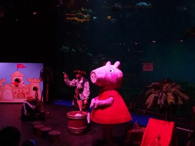 Peppa Pig Aquarium de Paris