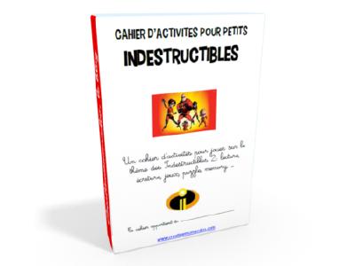 un cahier de jeux indestructibles gratuit